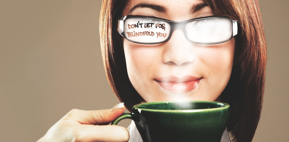 Struggles Of Wearing Glasses